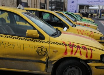 50% of Taxis Should Be in the Junkyard