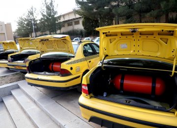40,000 CNG Cabs for 4 Cities