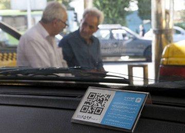 Taxi Repairs, Upgrades on Tehran Municipality Agenda