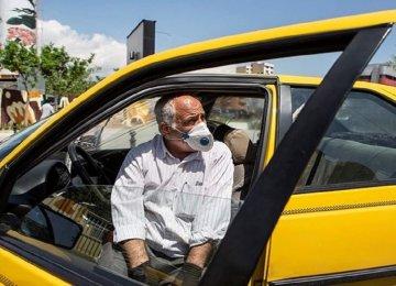 Pandemic Ruins Tehran Cabbies
