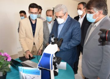 3 Tech Projects Launched in Isfahan