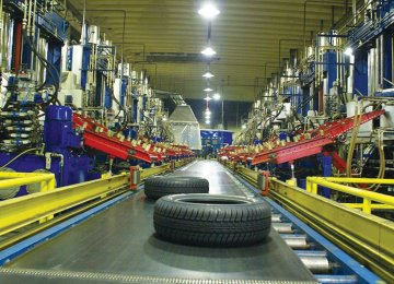 Iranian Government Throws a Lifeline to Tire Companies
