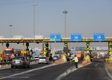 Automated Toll System Launch in Iran Planned for March