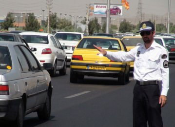 Traffic Police Switching to Electronic Tickets