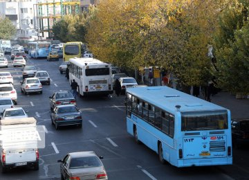 Covid Protocol Costs Tehran Public Transport $4m Monthly