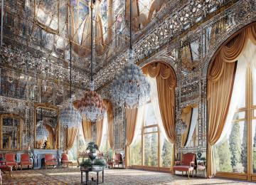 Virtual Tour of Irann's World Heritage Sites