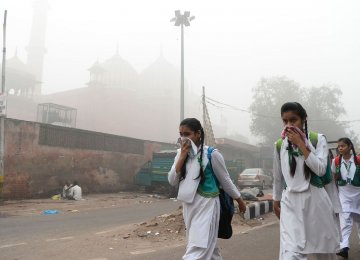 Air Pollution Deadlier Than Smoking or War