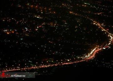 Smarter Ways to Enhance Tehran Traffic Surveillance