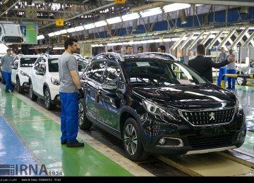 Iran's 2019-2020 Auto Output Report