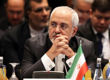 Zarif: Onus on Washington to Return to Negotiating Table