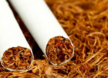 Annualized Tobacco Price Hike at Over 45 Percent