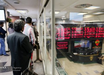 Tehran Stock Exchange Weekly Trade Up 56%