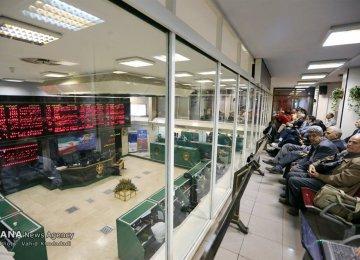 Tehran Stocks Pare Recent Losses