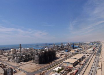 Iran's Petrochemical Sector Expanding Footprint