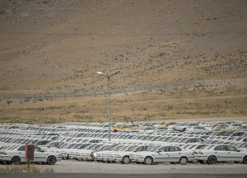 Car Prices in Iran: Chaotic Auto Market and Finger-Pointing