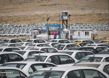 Iran Auto Market Turmoil: Broken Beyond Repair