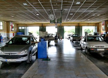 Clunkers Fined $50m in Tehran Last Year