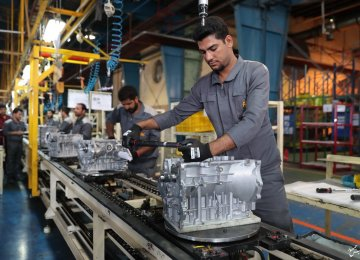 Iranian Parts Makers Lose $791 Million
