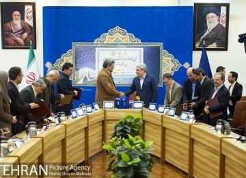 Tehran Taps Tech Firms for Subway Car Production