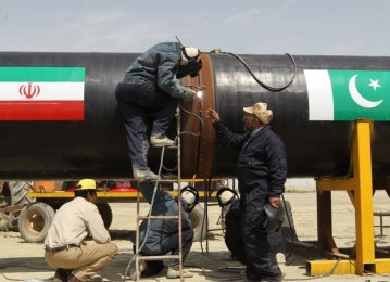 Oil Ministry Still Positive About Pak Gas Project