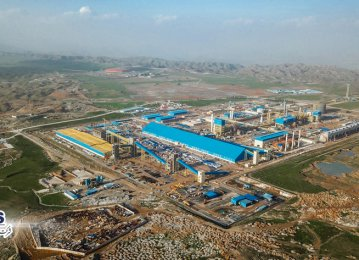 Masjed-Soleyman Petrochem Plant Construction in Final Phase