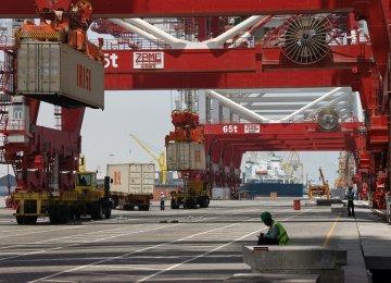 Iran H1 Goods Transit Through Iran Sees 2% Growth
