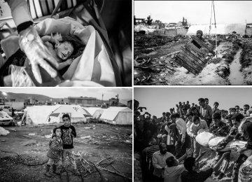 Some photos by Fatemeh Behboudi