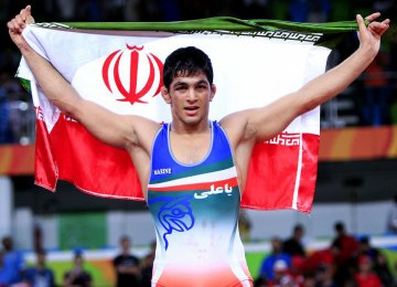 Wrestlers Ready for Asian Championships in Bishkek