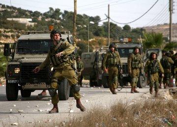 Israeli Soldiers Kill Palestinian Teen