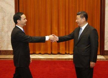 China, Taiwan in High-Level Talks