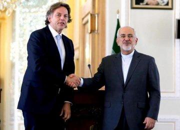Netherlands to Help Mend Tehran-EU Ties