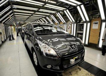Peugeot Deal Makes  Iran a Regional Hub