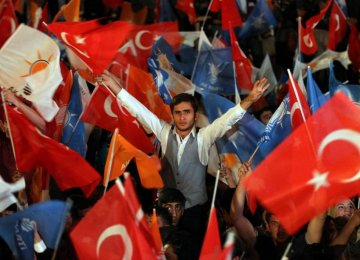 AKP Power Diminished, Lira at Record Low