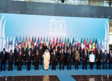 G20 Leaders Plan to End 'Too-Big-to-Fail' Banking