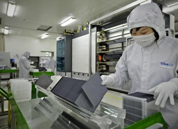 China to Overtake EU, US in R&D Spending