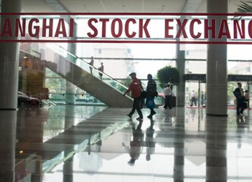 China Overtakes Japan as Second-Largest Stock Market