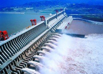 China Dam Breaks Record