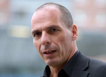 Greece Clips Varoufakis' Wings