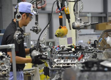 Japan Firms Boost Investments