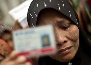 Myanmar Draft Plan Adds to Rohingya Misery