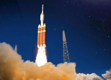NASA Launches Orion Spacecraft