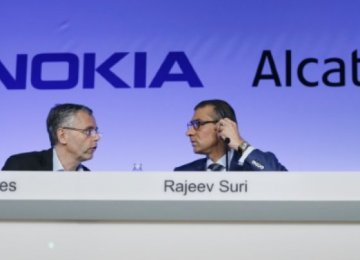 Nokia Cleared for Alcatel-Lucent Acquisition