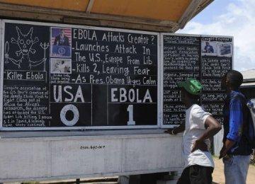 Obama to Appoint Ebola Czar