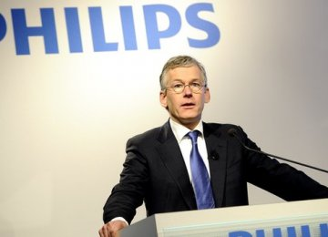 Philips Plans to Split Business