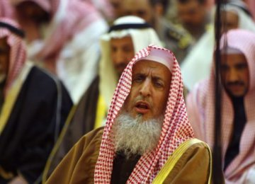 Top Saudi Clerics Speak Out against Militancy
