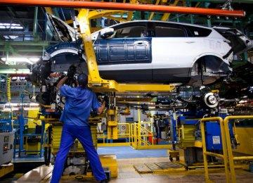 Spain Economy Charging Ahead