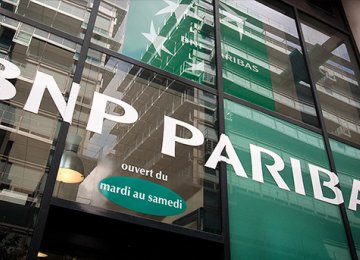 US Fines  BNP Paribas $8.9b in Sanctions Case