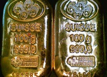 Swiss Reject SNB Gold Initiative