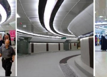 Latest Solution for City  Congestion: Go Underground