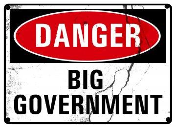 Gov't Size Preventing Economic Resurgence
